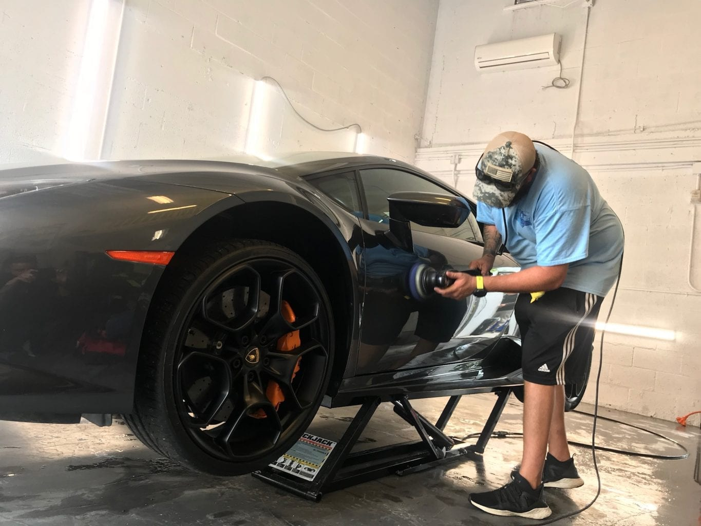 Paint Correction Miami
