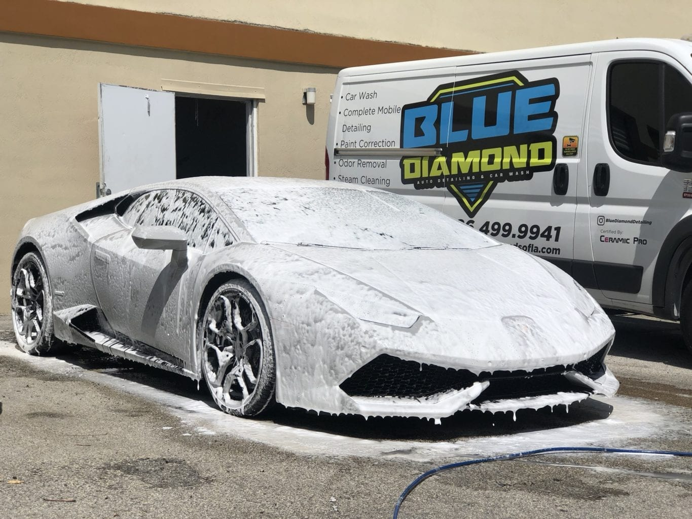 Car Detailing Services Miami