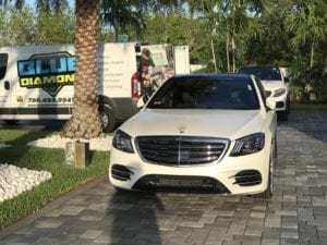 Miami Cutler Bay Pinecrest Coconut Grove Coral Gables Kendall South Miami Westchester Key Biscayne Mobile Car Wash Auto Detailing Blue Diamond