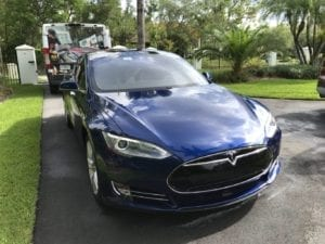 Tesla, Our Favorite!