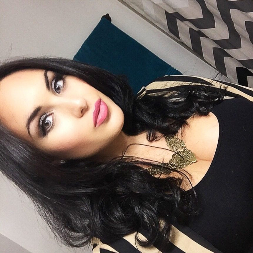 New Year 2016 Makeup Look