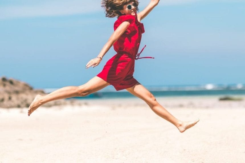 4 Tricks for Becoming a More Vibrant Person
