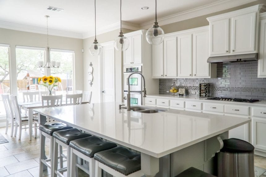 The Secrets To A Slick And Streamlined Kitchen