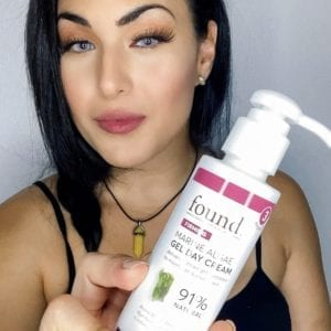 Discover Found Skincare Unboxing