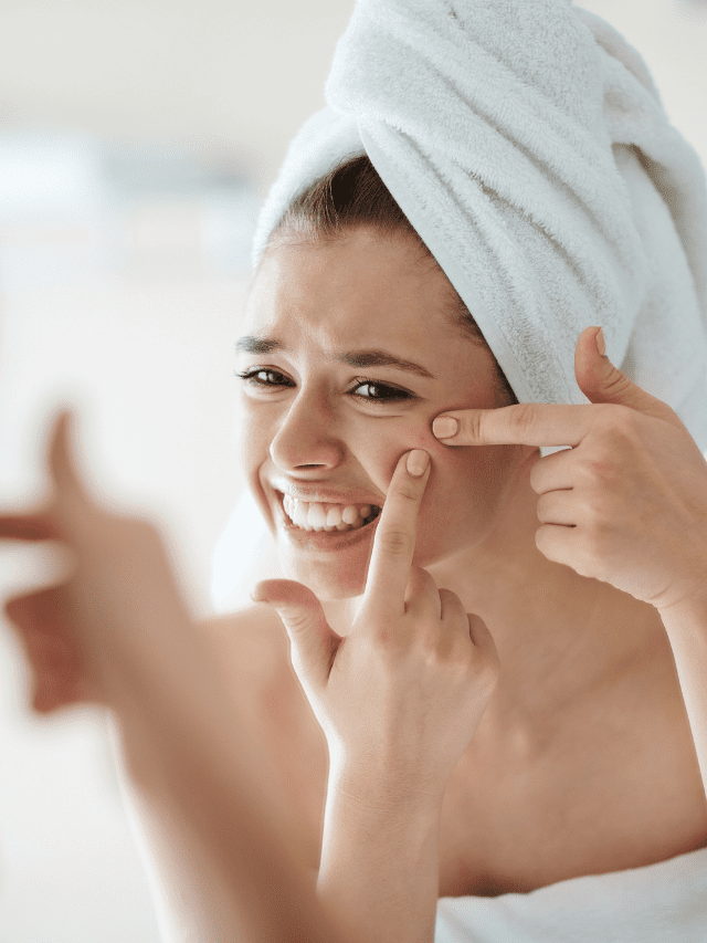 4 Foods That Cause Hormonal Acne