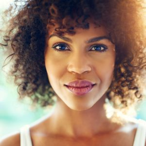 10 Female Celebrities Who Rock Natural Hair